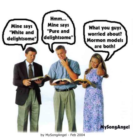 Mormon Racism