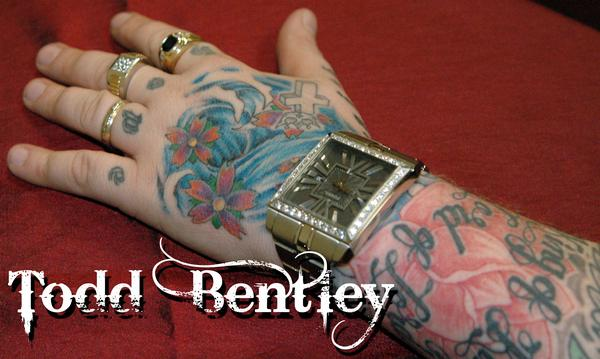 Why is Todd Bentley Lying to the Media about his Tattoos?