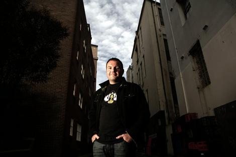 Mark Driscoll Alley