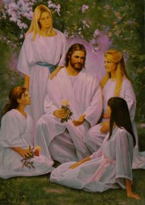 Jesus is God Momron-jesus