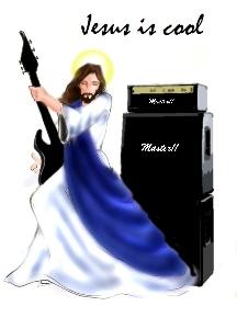 Musician Jesus