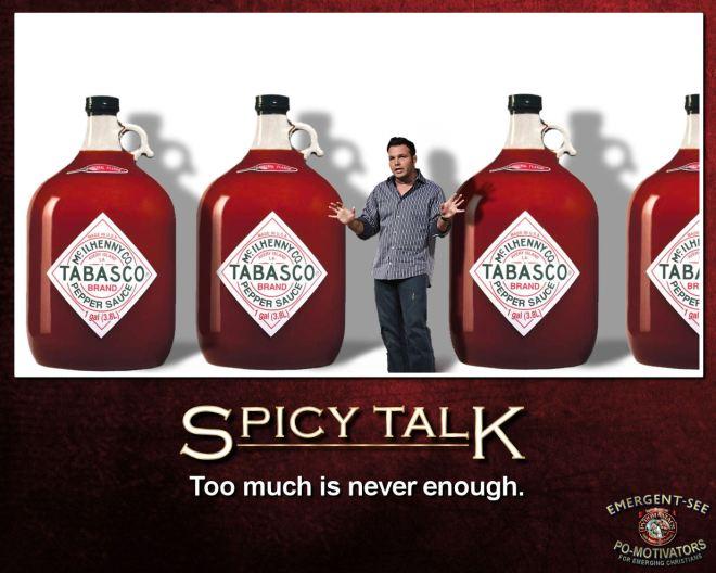Spicy Talk