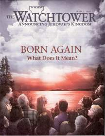 April 1, 2009 Watchtower