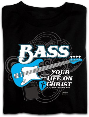 Bass Your Life on Christ