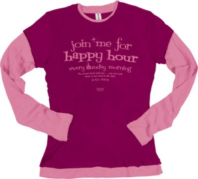 Join Me For Happy Hour