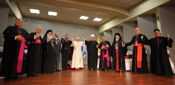 Ecumenical Pope
