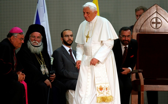 Interfaith Pope