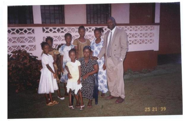 Philemon and family