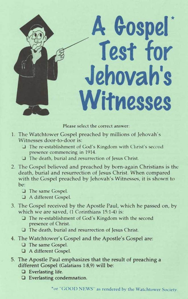 jehovahs witnesses interesting essays Read this full essay on jehovah's witnesses jehovah's witnesses you may have heard them talked about, in a derogatory way most they are merely an organization who have made a dedication to god and whose primary interest is in other people's welfare.