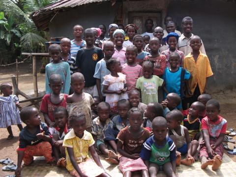 Church in Liberia