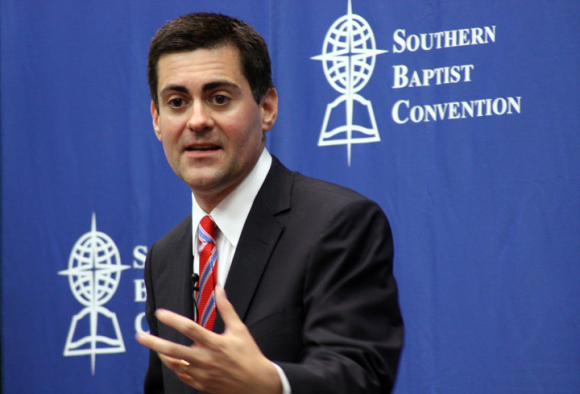 In Praise of The Pope, Amnesty, and Environmentalism: Meet the ERLC's Russell Moore