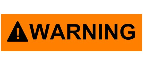 warning-label