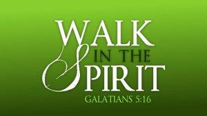 Walk-in-the-Spirit