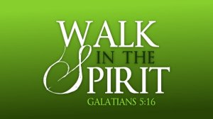 Walk-in-the-Spirit