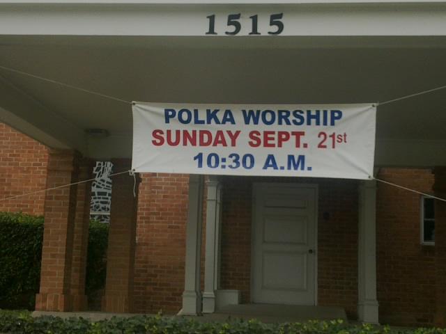 Polka Worship