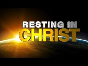 restinginchrist