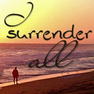 i-surrender-all