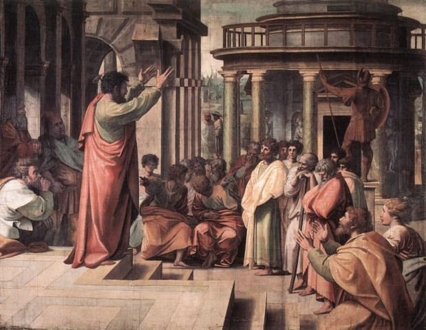 A Christian's Duty Through The Heralds of Ancient Greece