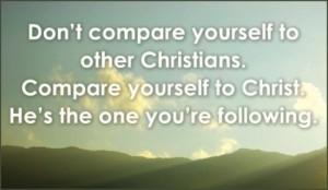 comparetochrist